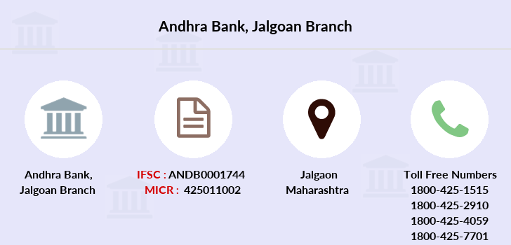 Andhra-bank Jalgoan branch