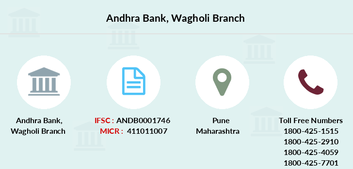 Andhra-bank Wagholi branch