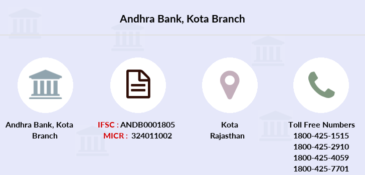 Andhra-bank Kota branch