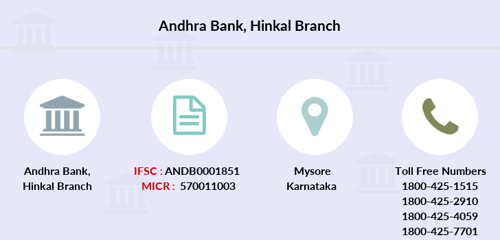 Andhra-bank Hinkal branch