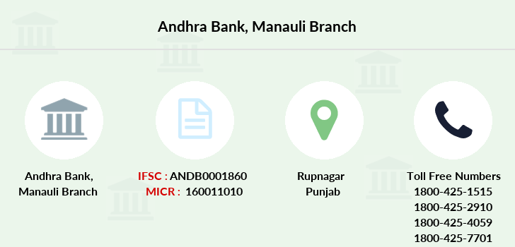 Andhra-bank Manauli branch
