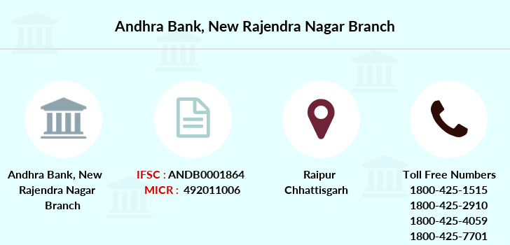 Andhra-bank New-rajendra-nagar branch