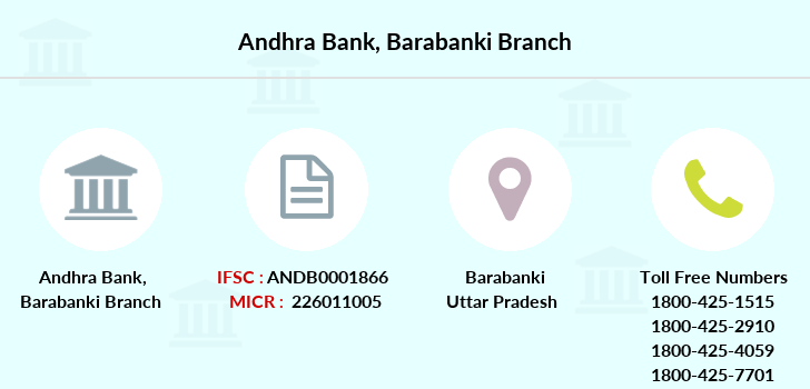 Andhra-bank Barabanki branch