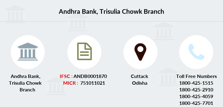 Andhra-bank Trisulia-chowk branch