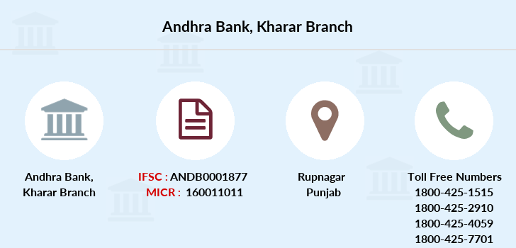 Andhra-bank Kharar branch