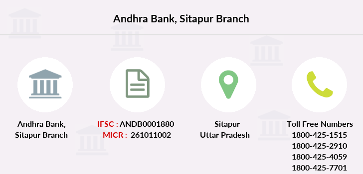 Andhra-bank Sitapur branch