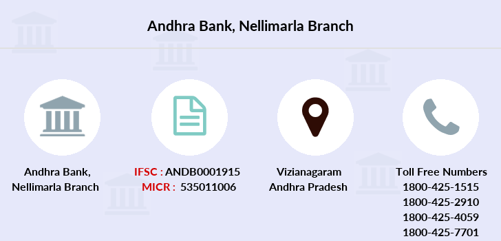 Andhra-bank Nellimarla branch