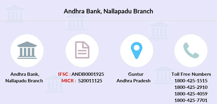 Andhra-bank Nallapadu branch