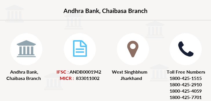 Andhra-bank Chaibasa branch
