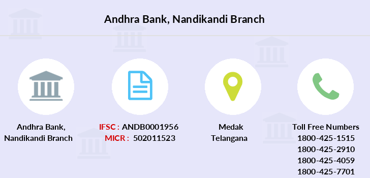 Andhra-bank Nandikandi branch