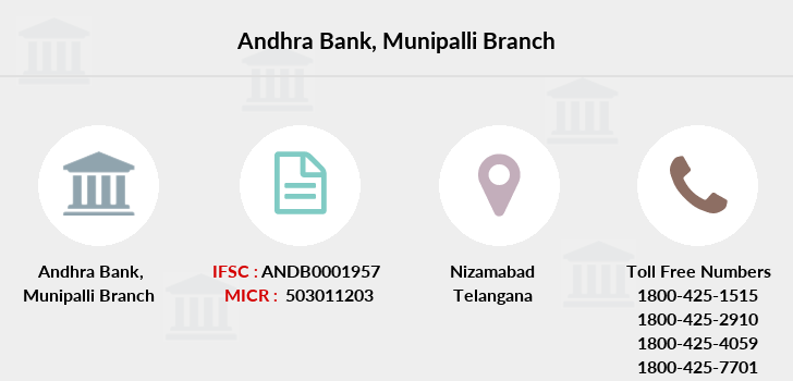 Andhra-bank Munipalli branch