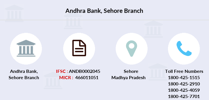 Andhra-bank Sehore branch