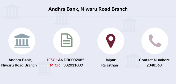Andhra-bank Niwaru-road branch