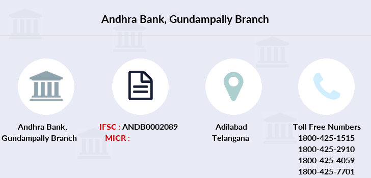 Andhra-bank Gundampally branch