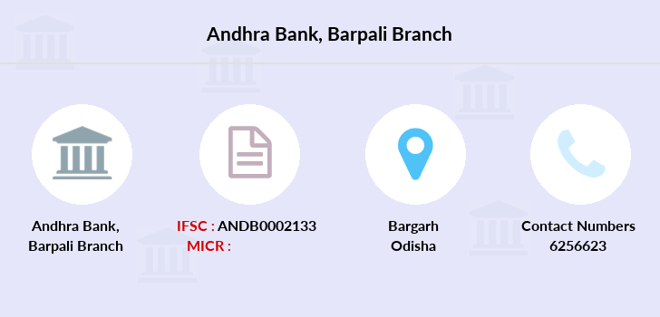 Andhra-bank Barpali branch