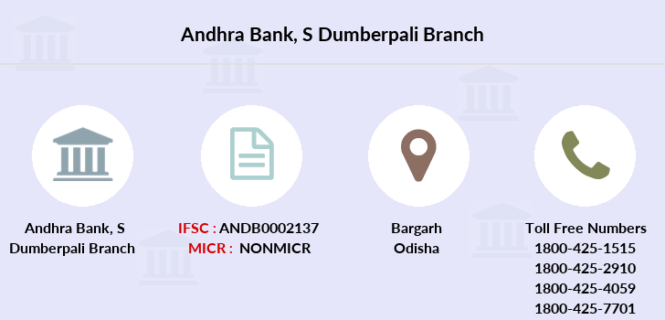 Andhra-bank S-dumberpali branch