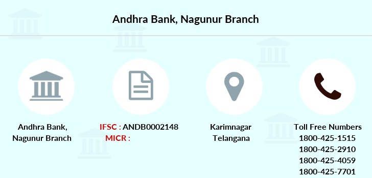Andhra-bank Nagunur branch