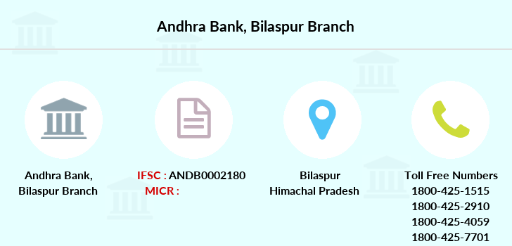 Andhra-bank Bilaspur branch