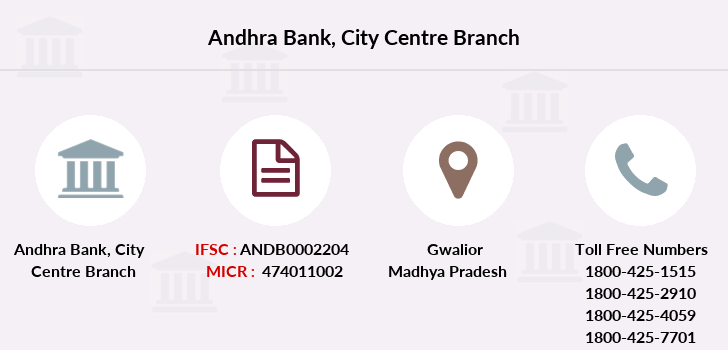 Andhra-bank City-centre branch