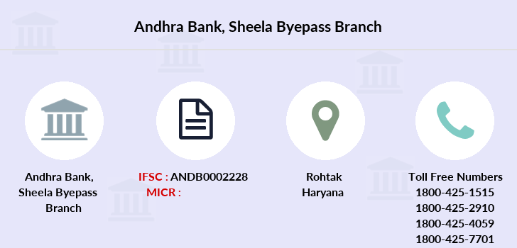 Andhra-bank Sheela-byepass branch