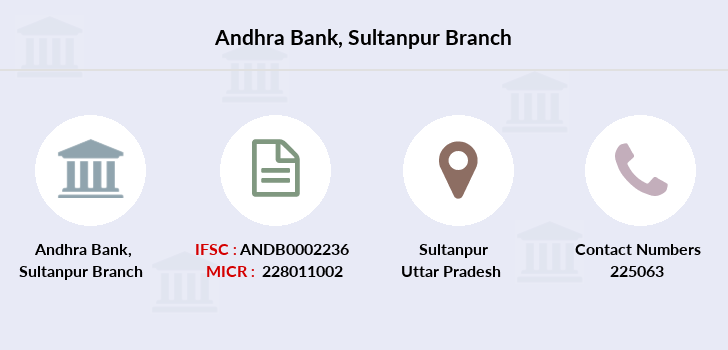 Andhra-bank Sultanpur branch