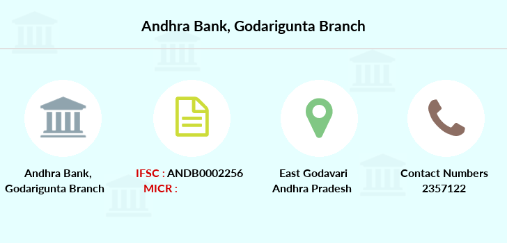 Andhra-bank Godarigunta branch