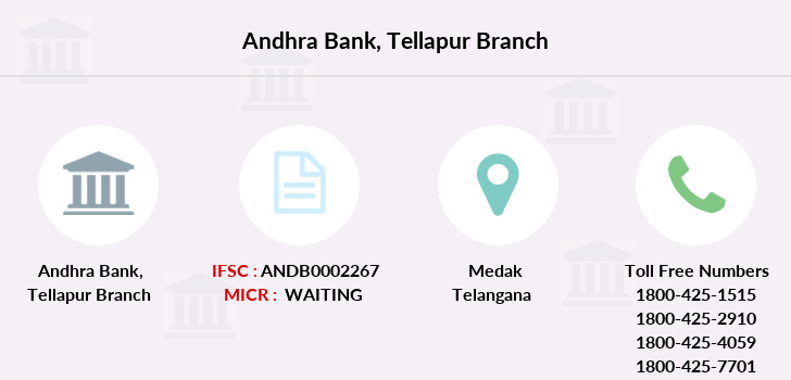 Andhra-bank Tellapur branch