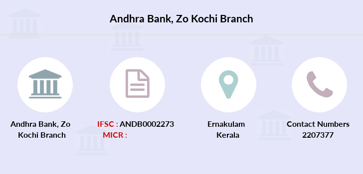 Andhra-bank Zo-kochi branch