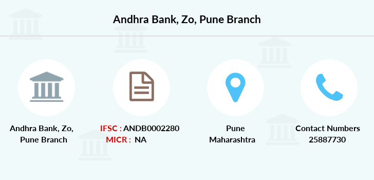 Andhra-bank Zo-pune branch