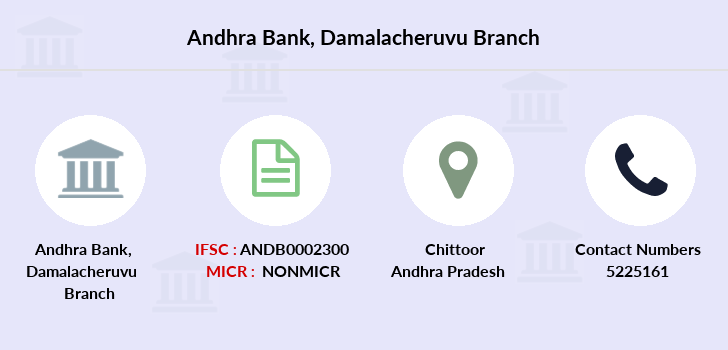 Andhra-bank Damalacheruvu branch