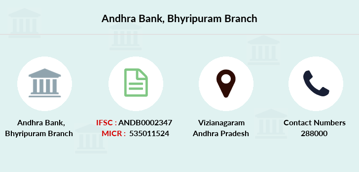 Andhra-bank Bhyripuram branch