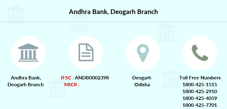 Andhra-bank Deogarh branch