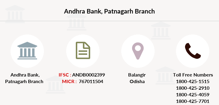 Andhra-bank Patnagarh branch