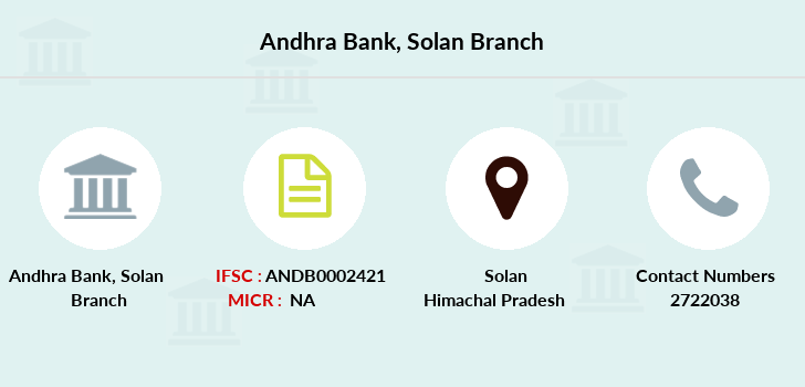 Andhra-bank Solan branch