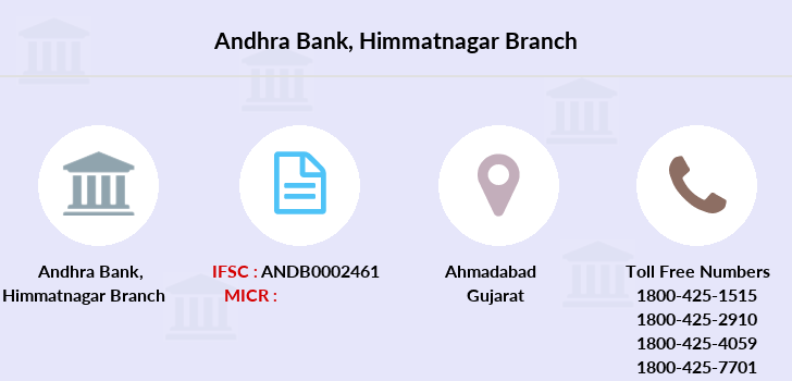 Andhra-bank Himmatnagar branch