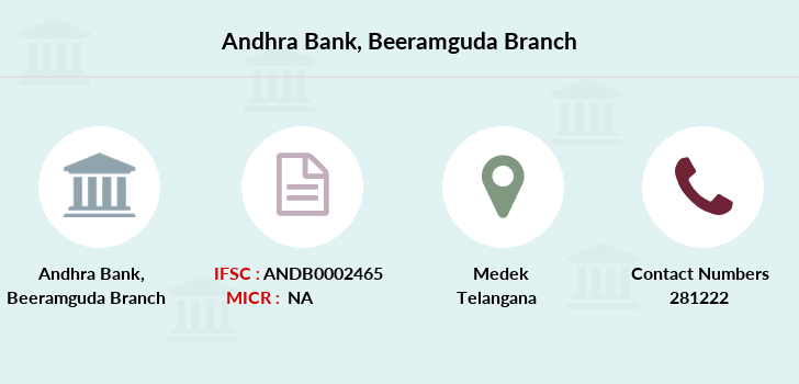 Andhra-bank Beeramguda branch