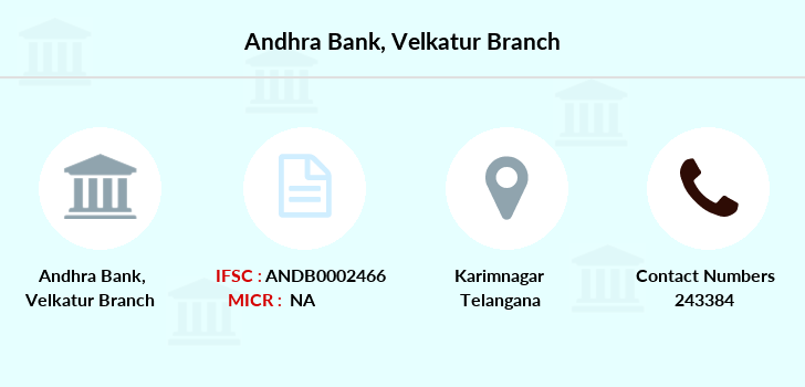 Andhra-bank Velkatur branch