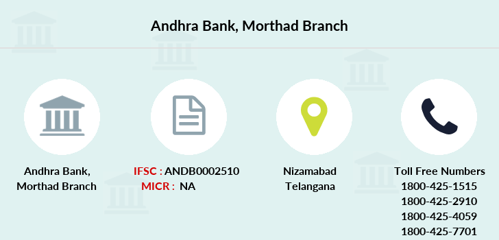 Andhra-bank Morthad branch