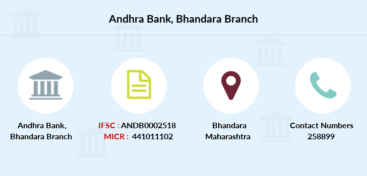 Andhra-bank Bhandara branch