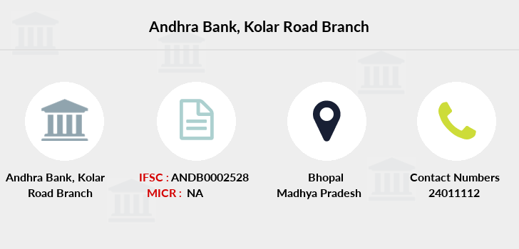 Andhra-bank Kolar-road branch