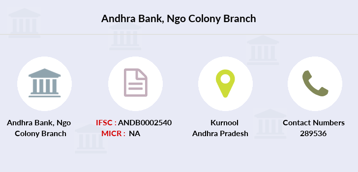 Andhra-bank Ngo-colony branch