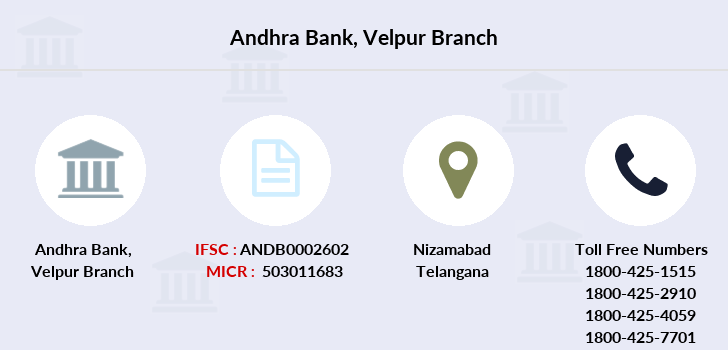 Andhra-bank Velpur branch