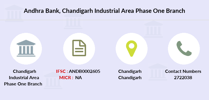 Andhra-bank Chandigarh-industrial-area-phase-one branch