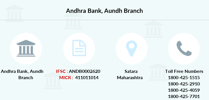 Andhra-bank Aundh branch