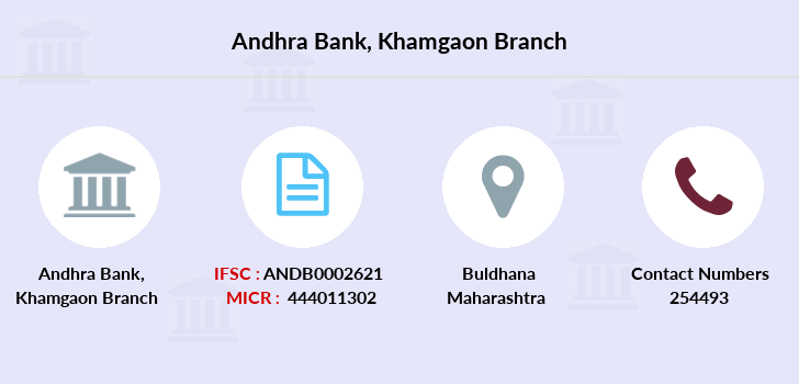 Andhra-bank Khamgaon branch