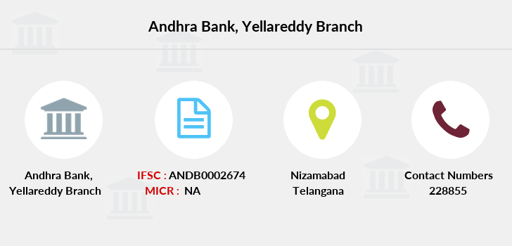 Andhra-bank Yellareddy branch