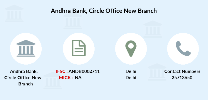 Andhra-bank Circle-office-new branch
