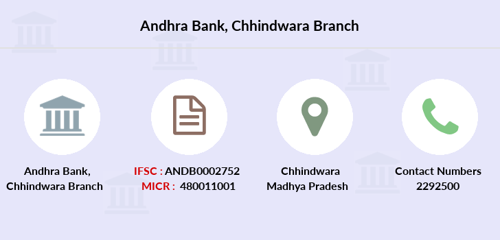 Andhra-bank Chhindwara branch