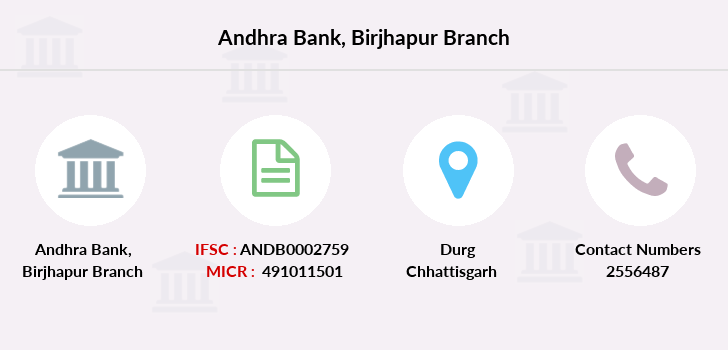 Andhra-bank Birjhapur branch