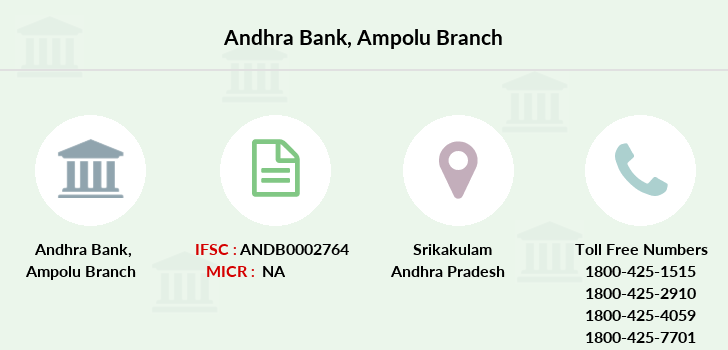 Andhra-bank Ampolu branch